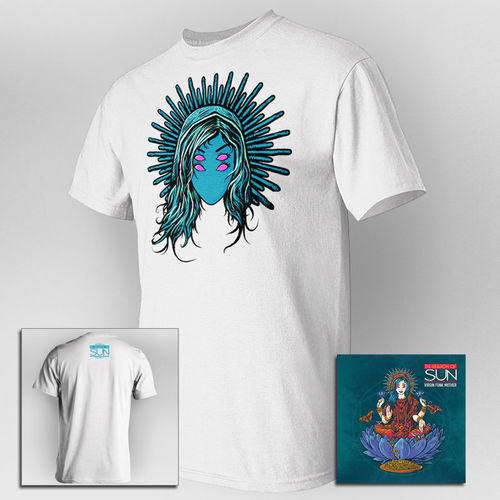 In Search Of Sun: Virgin Funk Mother CD & Tee Bundle
