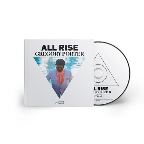 Gregory Porter: Signed All Rise Deluxe CD