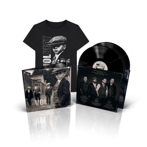 Volbeat: Vinyl + Shirt