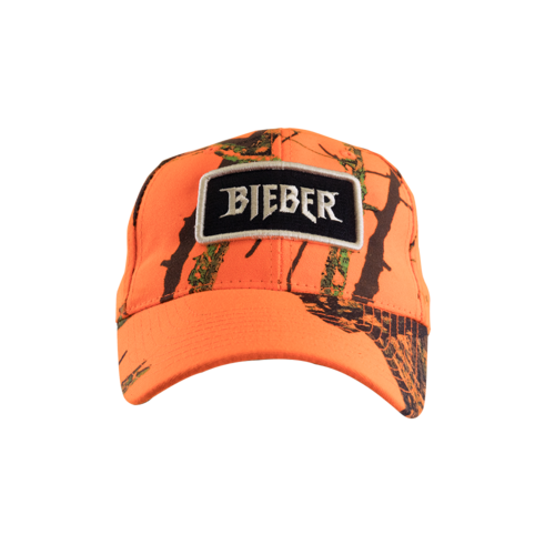 Justin Bieber: Bieber Miami Orange Camo Trucker Hat