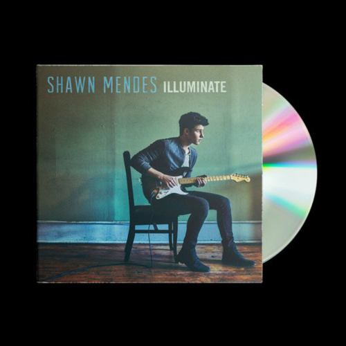 Shawn Mendes: Illuminate Deluxe CD