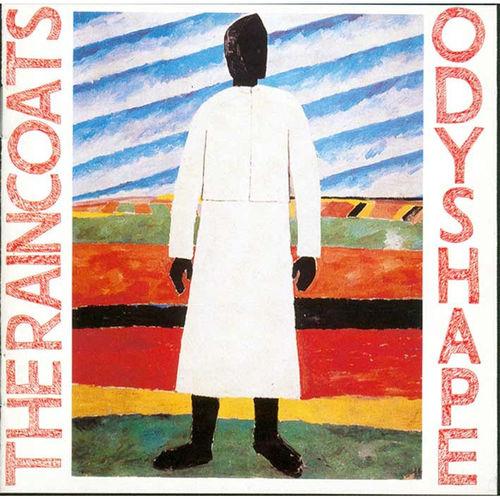 The Raincoats: Odyshape: Marble Coloured Vinyl