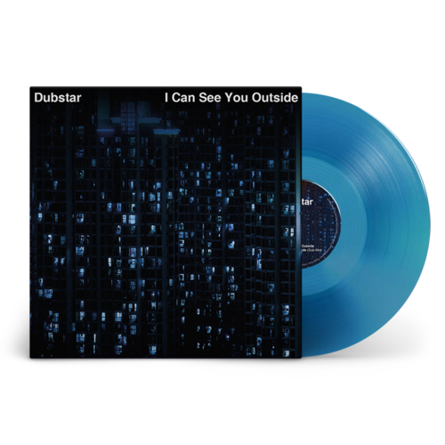 Dubstar: I Can See You Outside: Signed Blue Vinyl
