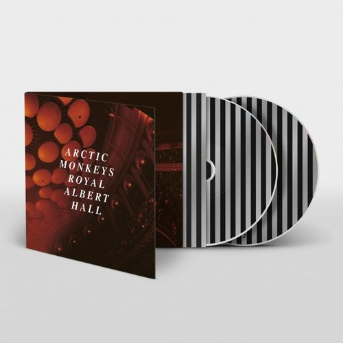Arctic Monkeys: Live At The Royal Albert Hall: Double CD