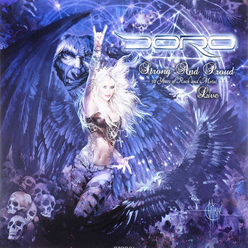 Doro: Strong And Proud: 30 Years Of Rock And Metal