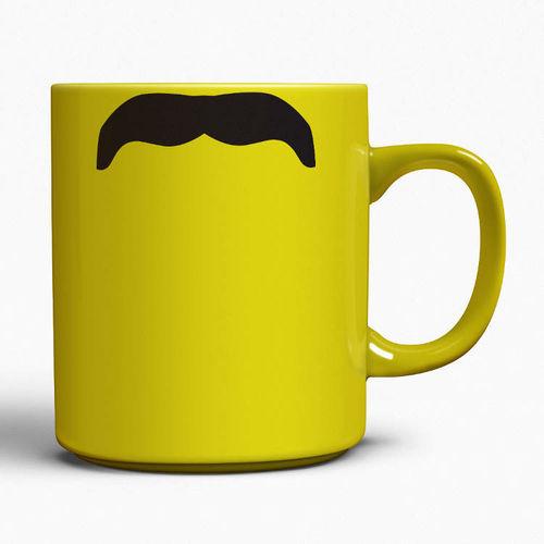 Freddie For A Day: Freddie For A Day Yellow Mug