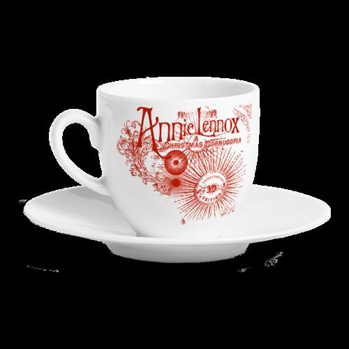 Annie Lennox: A Christmas Cornucopia (10th Anniversary) : Teacup & Saucer