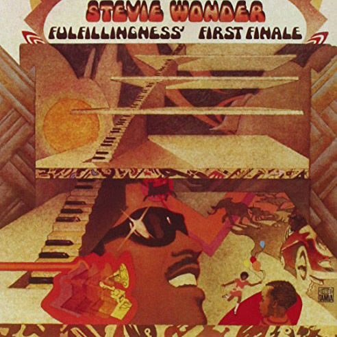 Stevie Wonder: Fulfillingness' First Finale