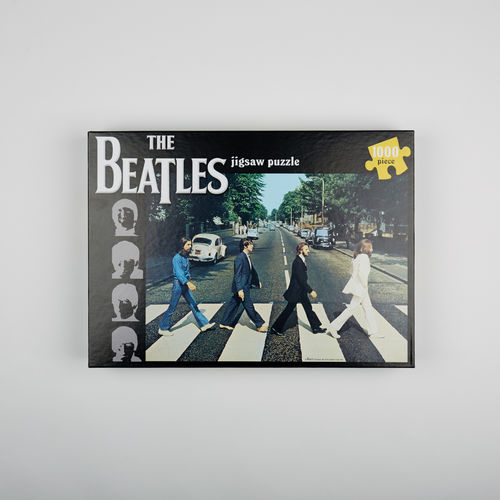 Abbey Road Studios: Abbey Road 1000 Pieces Puzzle