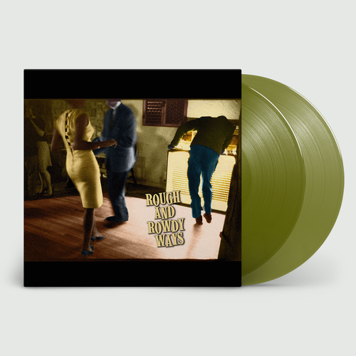 Bob Dylan: Rough And Rowdy Ways: Limited Edition Olive Green Vinyl