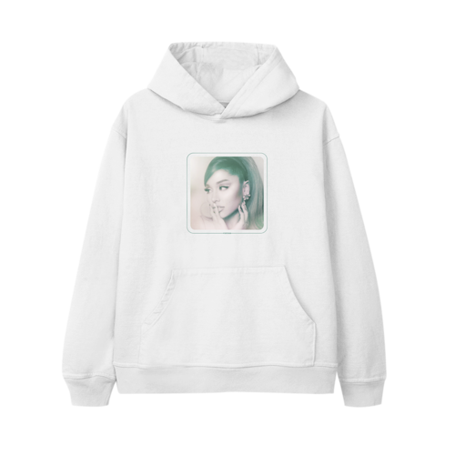 Ariana Grande: POSITIONS COVER HOODIE