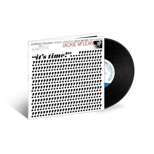 Jackie Mclean: It's Time LP (Tone Poet Series)