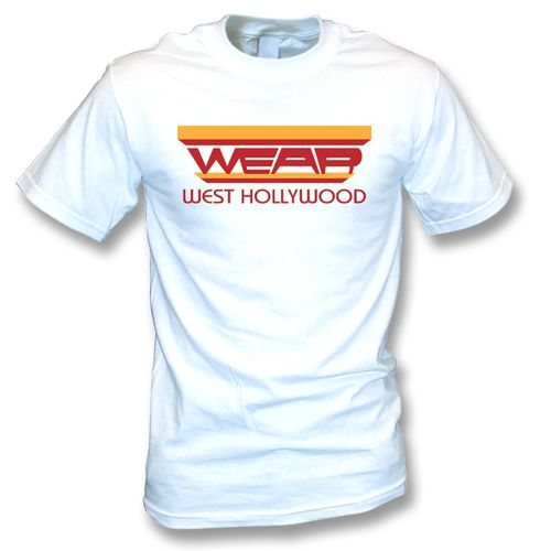 Queen: Wear West Hollywood T-Shirt - Large