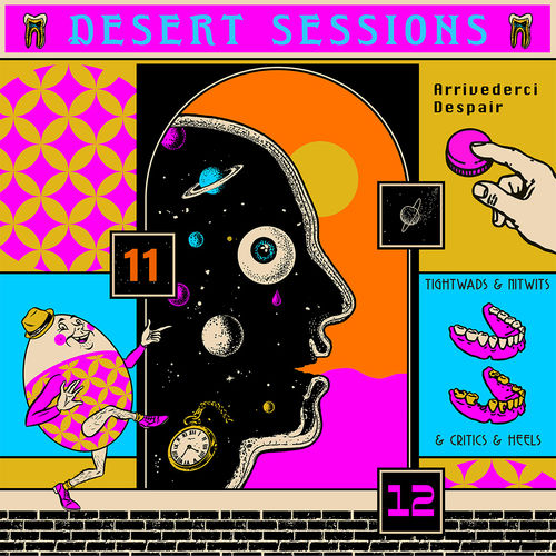 Desert Sessions: Desert Sessions Vol. 11 & 12