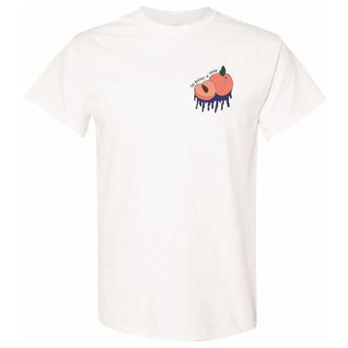 The Beaches: The Beaches N' Cream Tour Tee (White)