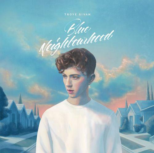 Troye Sivan: Blue Neighbourhood: 5th Anniversary Pink Vinyl