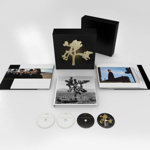 U2: The Joshua Tree - Super Deluxe 4CD Box Set
