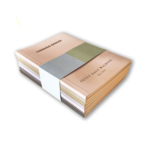 Ludovico Einaudi: Seven Days Walking Notebook Set