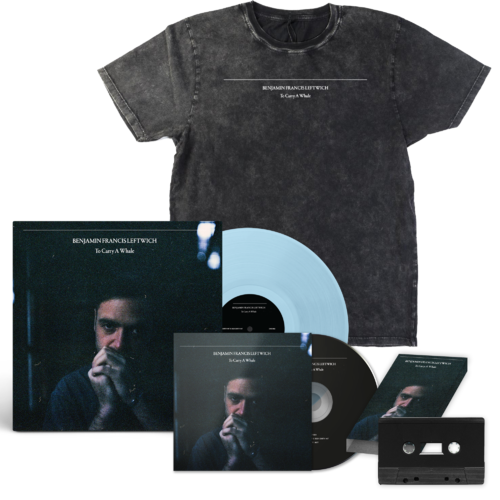 Benjamin Francis Leftwich: To Carry A Whale Signed Collectors Set