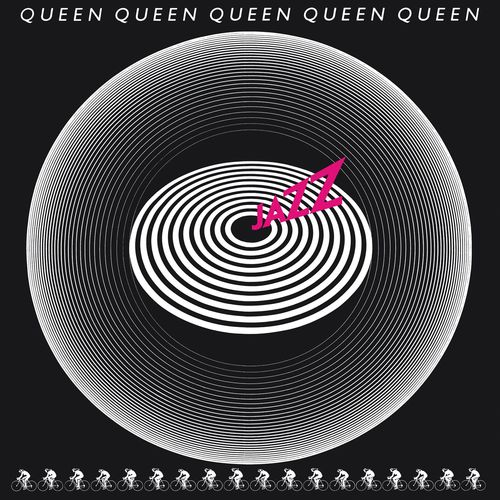 Queen: Jazz (Studio Collection)