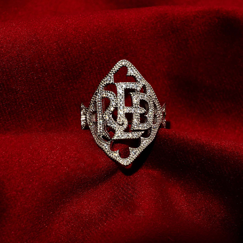 Taylor Swift: RED (Taylor's Version) Album Ring by Cathy Waterman