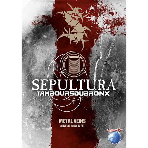 Sepultura: Metal Vein Alive At Rock In Rio
