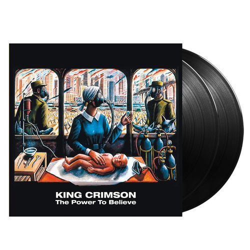 King Crimson: The Power to Believe: Limited Edition Double 200gm Vinyl