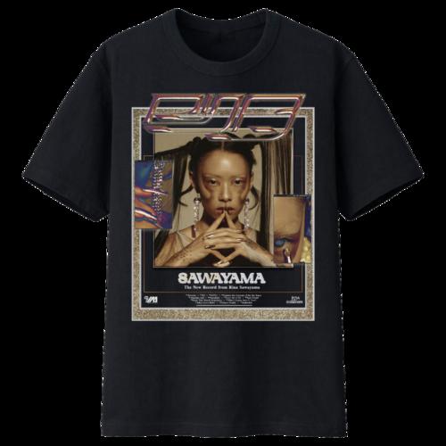Rina Sawayama: Sawayama Black Tee