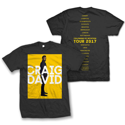 Craig David: FMI Dateback T-Shirt