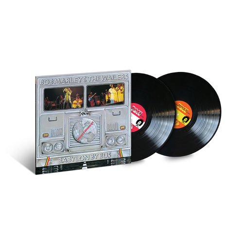 Bob Marley and The Wailers: Babylon By Bus: Exclusive Tuff Gong Pressing