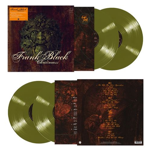 Frank Black: Christmass: Limited Edition 140g Cactus Green Vinyl