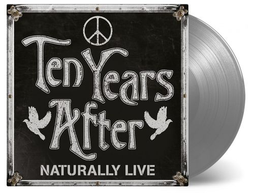 Ten Years After: Naturally Live: Limited Edition Silver Vinyl