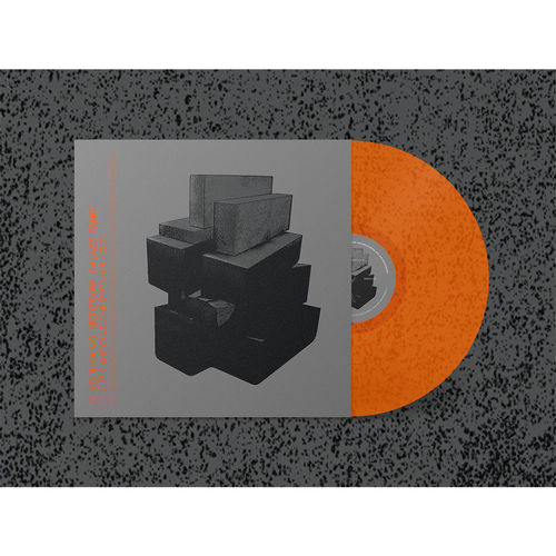 Keiji Haino, Merzbow, Balazs Pandi: Become The Discovered, Not The Discoverer: Limited Edition Translucent Orange Vinyl