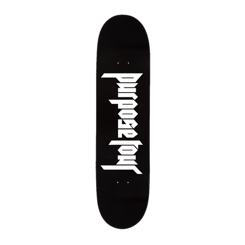 Justin Bieber: Purpose Tour Skate Deck