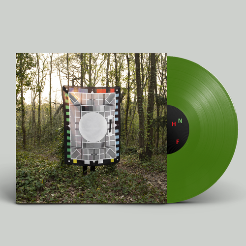 JOHN: Out Here On The Fringes: Signed Limited Edition Fern Green Vinyl