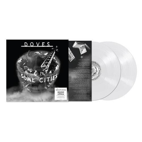 Doves: Some Cities: White Coloured Vinyl