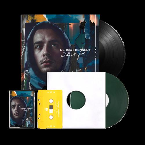 Dermot Kennedy: Without Fear: Exclusive Vinyl + Cassette