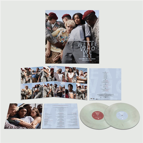 Various Artists: We Are Who We Are (Original Series Soundtrack): Limited Edition Bone Marble Vinyl