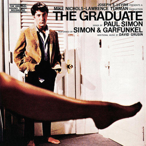 Simon & Garfunkel: The Graduate: Vinyl LP