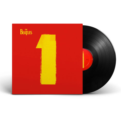 The Beatles: 1 (2015) Gatefold Vinyl