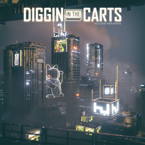 Kode 9: Diggin In The Carts Remixes
