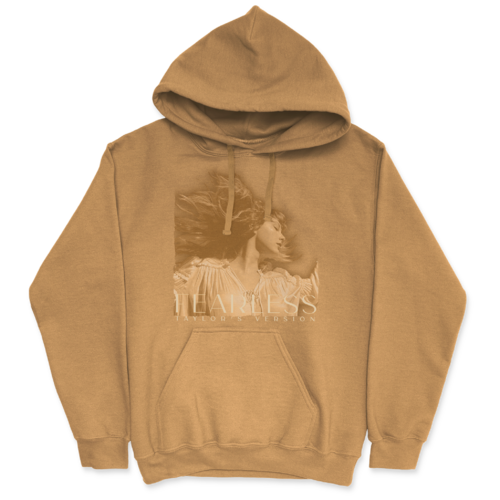 Taylor Swift: album cover hoodie