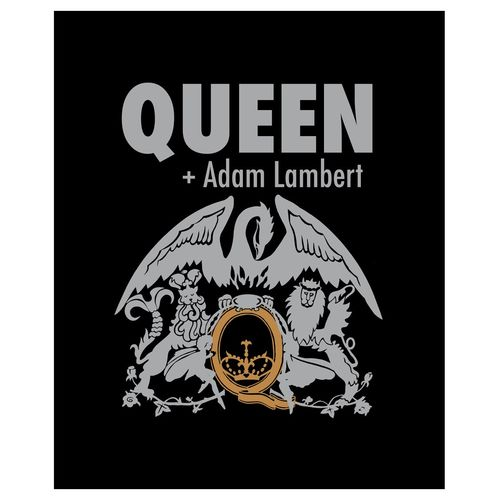 Queen + Adam Lambert: Queen + Adam Lambert Tour 2015 Programme