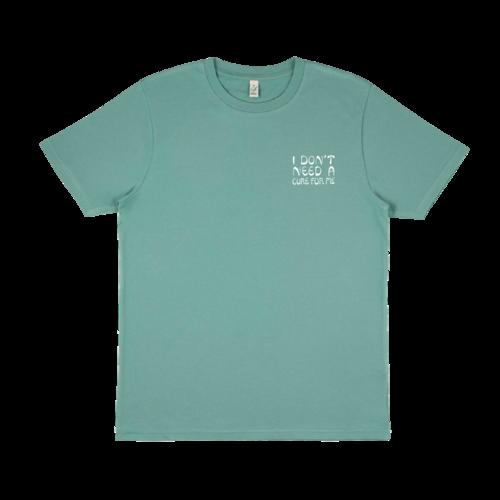 aurora: Cure For Me slogan t-shirt