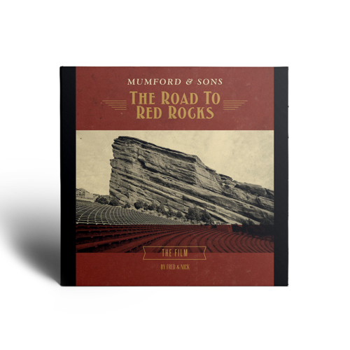 Mumford & Sons : The Road to Red Rocks (Blu-ray)