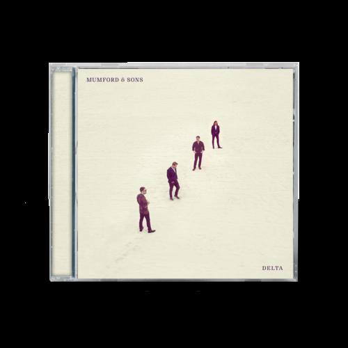 Mumford & Sons : Delta Standard CD