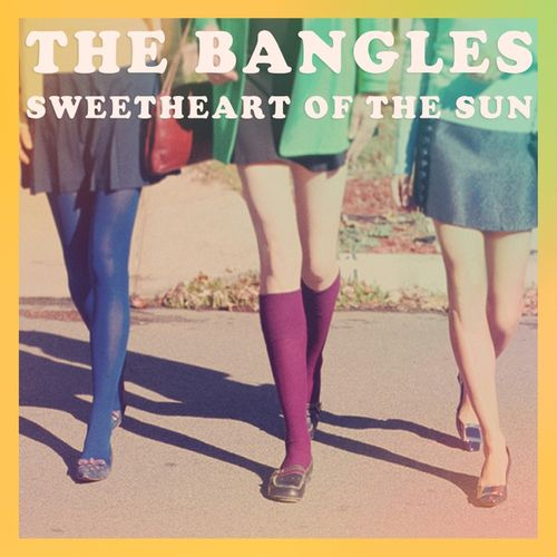 The Bangles: Sweetheart of the Sun: Limited Edition Coke Bottle Yellow Swirl Vinyl