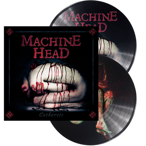 Machine Head: Catharsis: Limited Gatefold Picture Disc