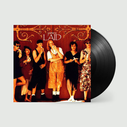 James: Laid: Limited Edition Vinyl Reissue