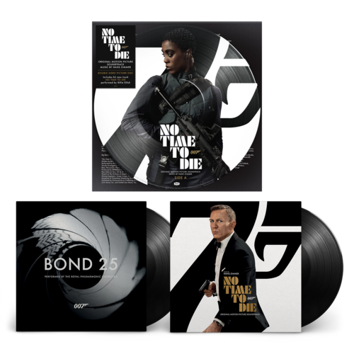 Hans Zimmer: Bond, James Bond Deluxe LP Bundle